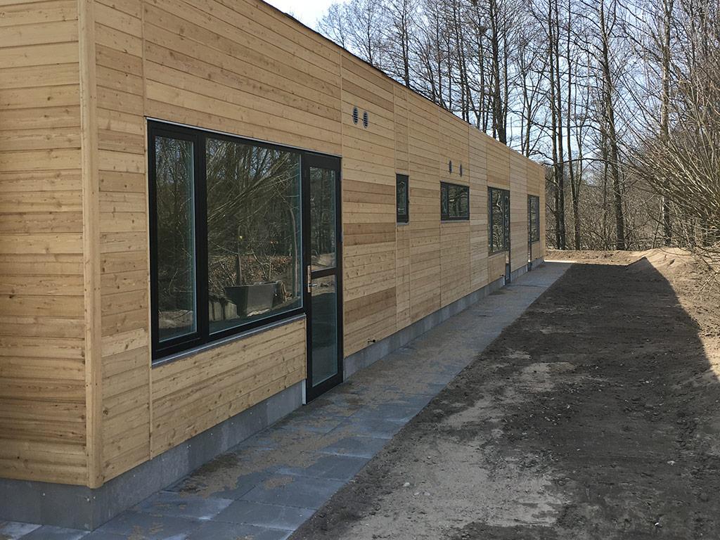 Institutioner & Bosteder: Børnehuset Ågården - Syddjurs Kommune