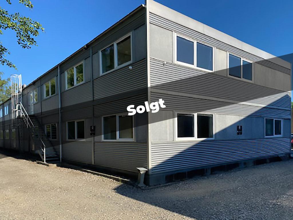 Picture of: Kob Eller Lej Brugt Pavillonbygning 872m I 2 Etager