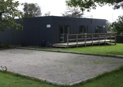 Special løsninger: Autismecenter med værelser i modulbyggeri