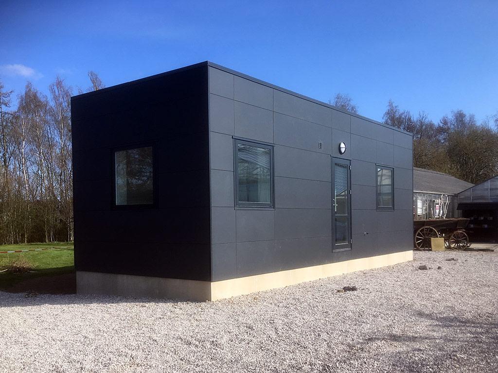 Kontor & Administration: PGU Rosenholm kontor- og salgsmodul