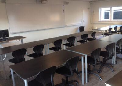 Moduler som undervisningsfaciliteter til skole