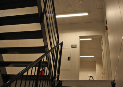 Individuel kontorbyggeri i 3 etager