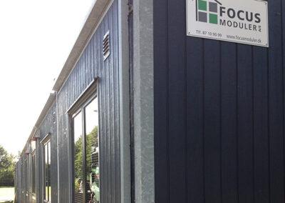 FOCUS Moduler A/S: Mandskabsvogne & Skurvogne