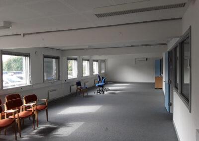 Brugt Kontorpavillon 480m²