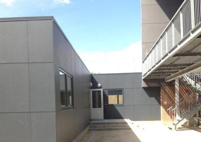 Pavillon modul til undervisning