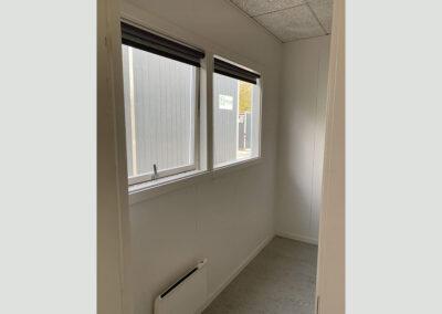 Pavillonbygning – 15 m2