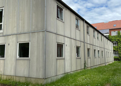 Modulbygning – 622 m2