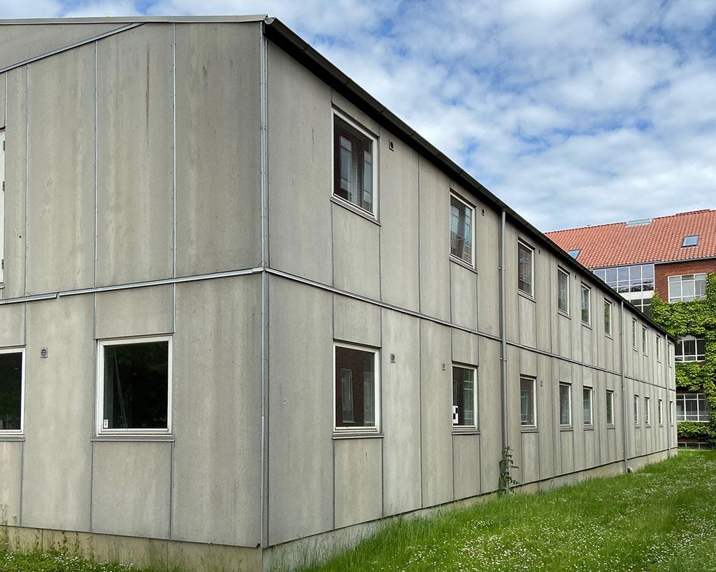 Brugt modulbygning 622m²