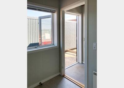 Pavillonbygning 25m² - 3 rum og entré
