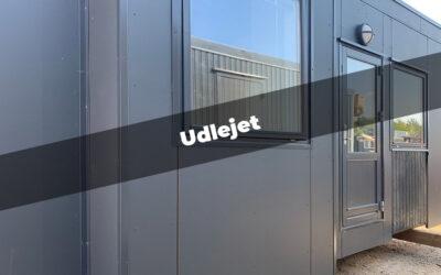 Pavillonbygning 25m² – 3 rum og entré