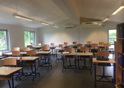 Undervisningsmoduler med højt til loftet
