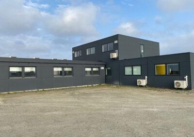 Brugt modulbygning - 433m² i 2 plan
