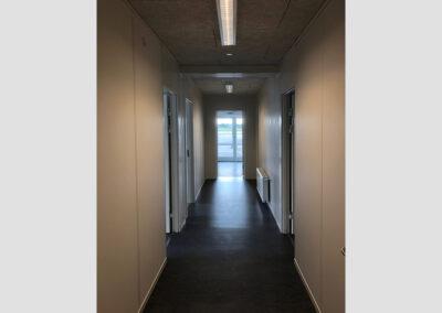 Kontor og mødelokaler i pavilloner