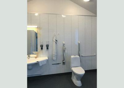 Psykiatrien – Randers – Region Midt Modulbygning – 17 m2