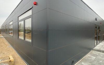 400m² værelsesbygning til høj- og efterskole