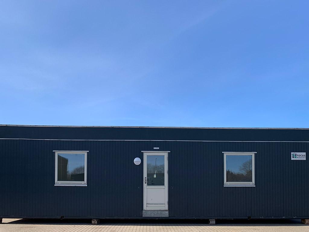 Brugt modulbygning 43m²